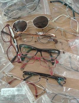 Brillenspende