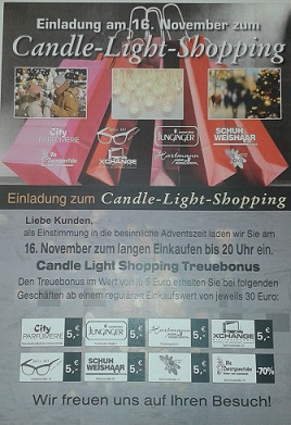 Candle-Light-Shopping